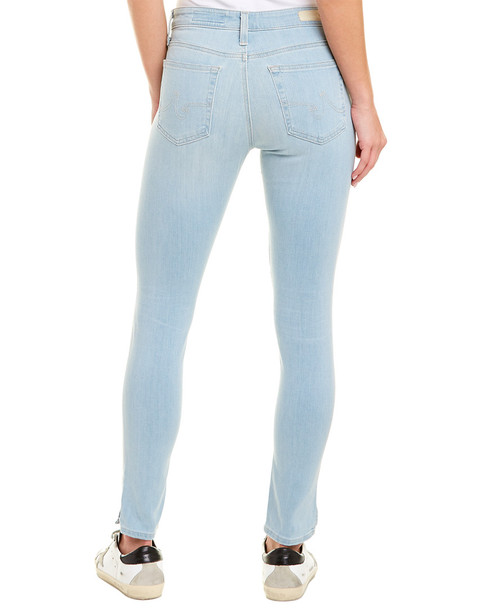 AG Jeans The Farrah 20 Years SUT High-Rise Skinny Ankle Cut~1411419013