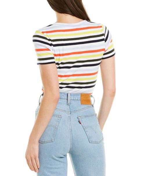 J.Crew 1x1 Ribbed Stripe T-Shirt~1411482974