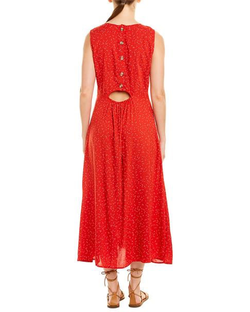 beachlunchlounge Midi Dress~1411507373