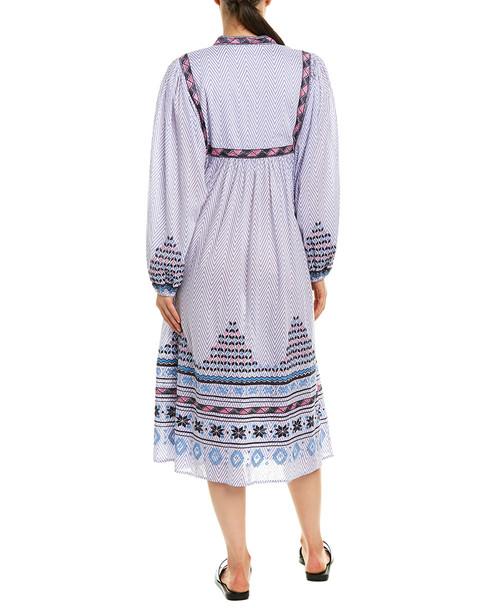 Figue Nora Midi Dress~1411523985