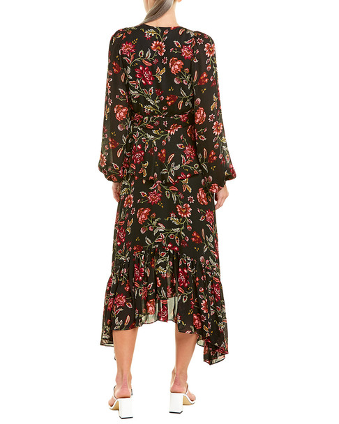 A.L.C. Stanwyck Silk Maxi Dress~1411550025