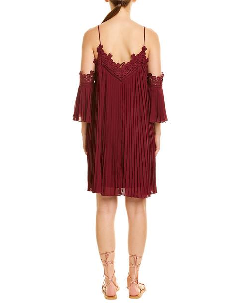 After MRKT Off-The-Shoulder Shift Dress~1411637822