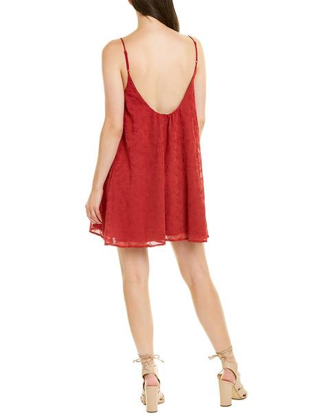 Lovers + Friends Fly Away Mini Dress~1411646352