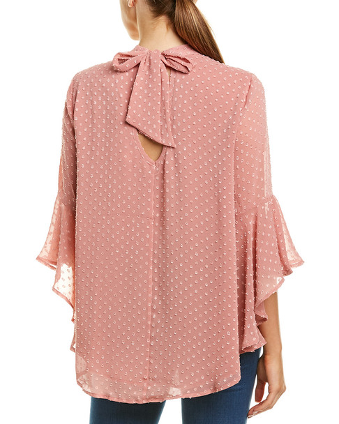 Band of Gypsies Clipped Blouse~1411739689