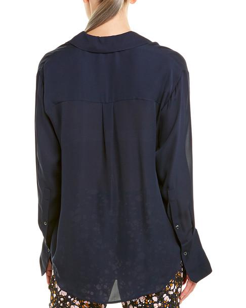 A.L.C. Kahn Silk Top~1411775907