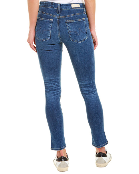 AG Jeans The Farrah 10 Years CBI High-Rise Skinny Ankle Cut~1411839329