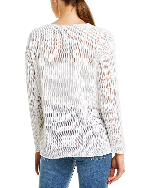 Michael Stars Lace-Up Sweater~1411867763