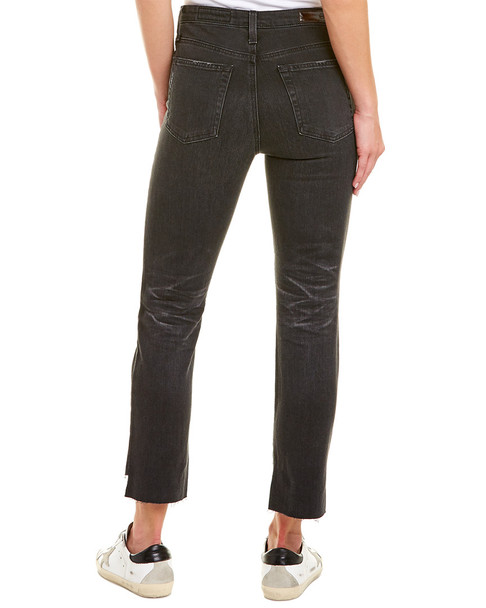AG Jeans Isabella 10 Years Goodnight High-Rise Straight Crop~1411917707