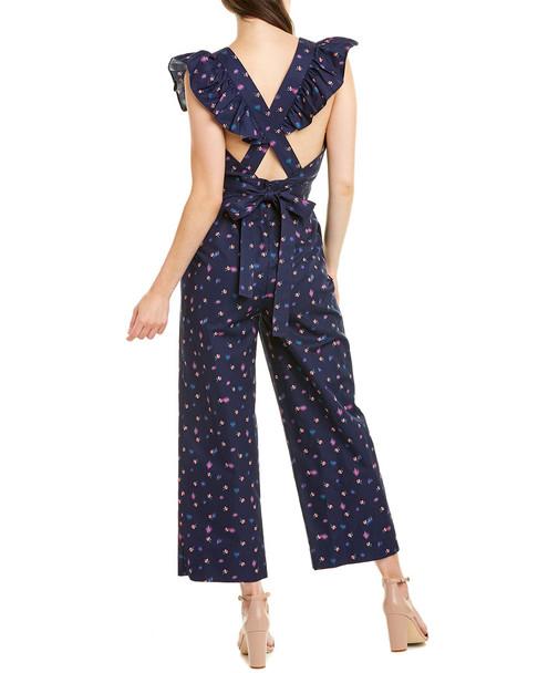 Rebecca Taylor Farren Floral Jumpsuit~1411964754