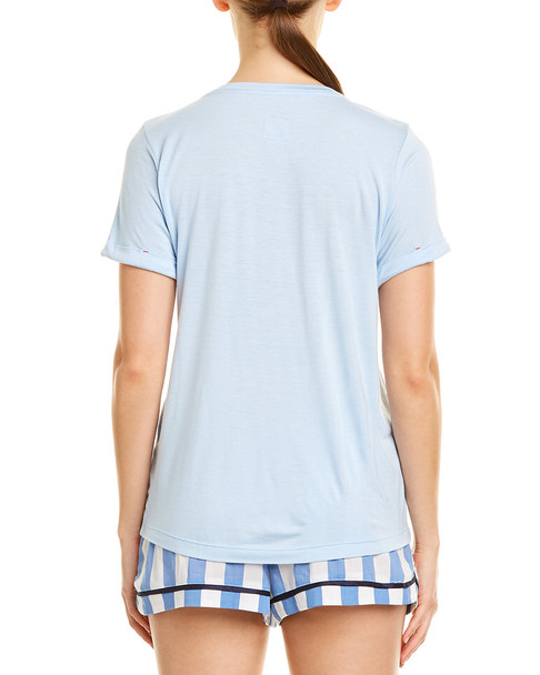 Jane & Bleeker Chest T-Shirt~1412732786