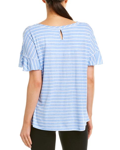 Kensie Floral Pajama Top~1412732806