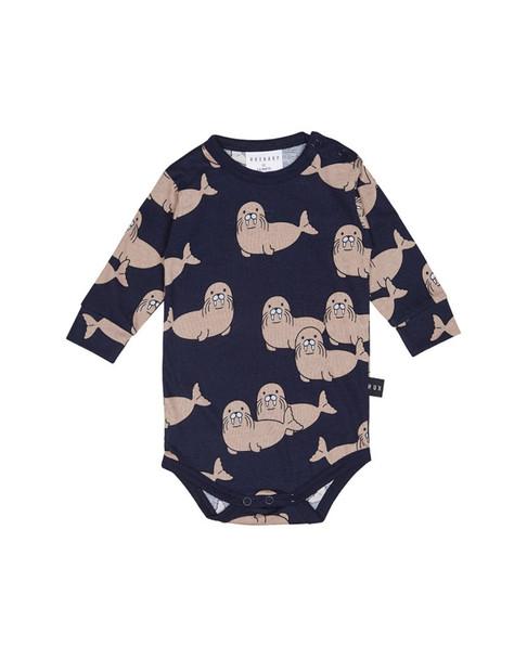 huxbaby Walrus Bodysuit~1511989044