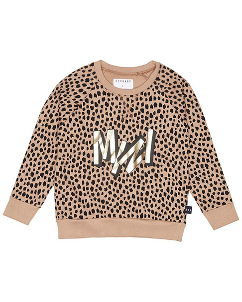 huxbaby Mini Leopard Sweatshirt~1511989082
