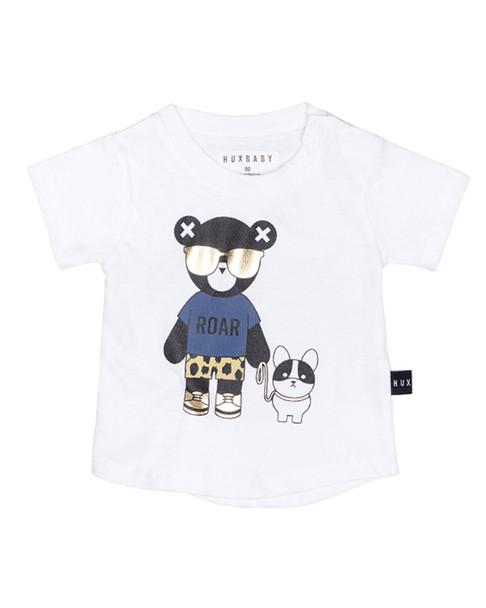 huxbaby Hux Bulldog T-Shirt~1511989175