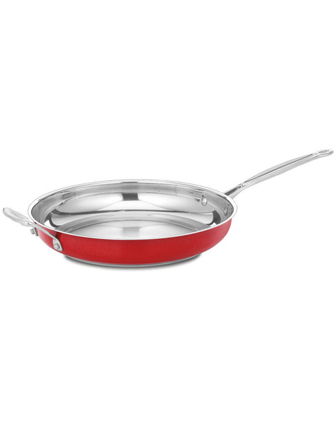 Cuisinart Chef's Classic 12in Skillet with Helper~30107155470000