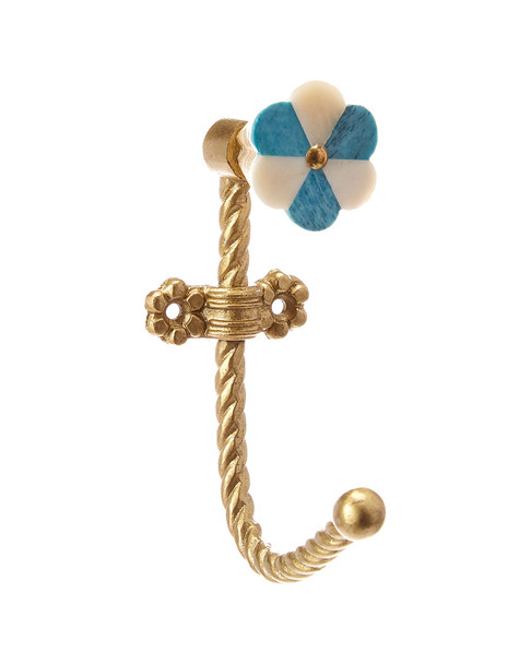 anthropologie Bay Turquoise Hook~30502525460000