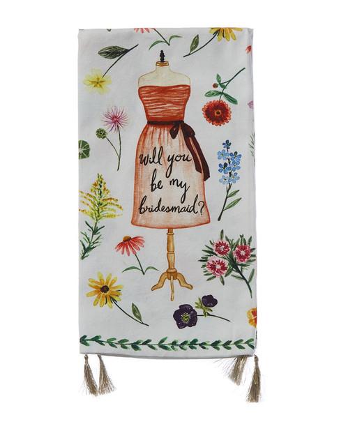 anthropologie Bridesmaid Dishtowel~30504989660000