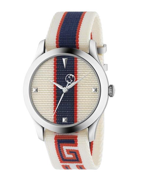 Gucci Men's G-Timeless Watch~60103045320000