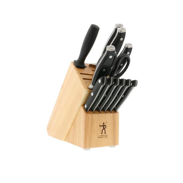 HENCKELS Forged Premio 13-Piece Knife Block Set~16931-000