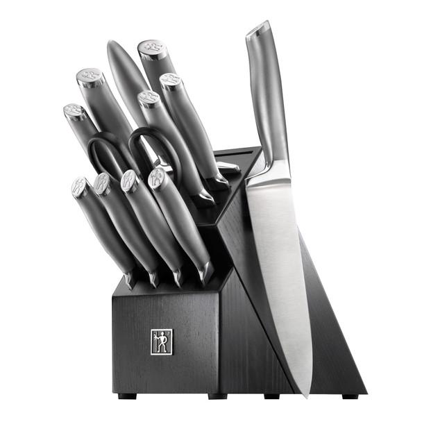 HENCKELS Modernist 13-Piece Knife Block Set~17500-000