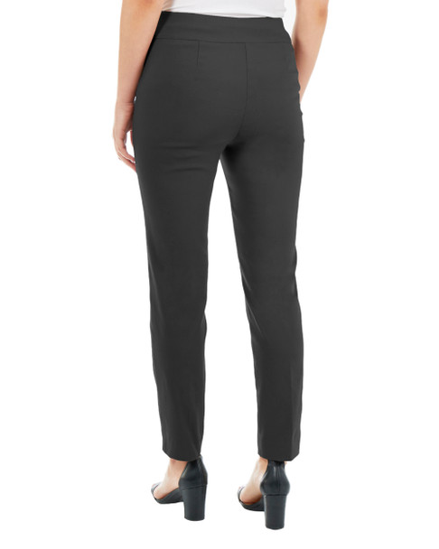 Split Waist Slim Fit Pants~Grey Mooning*MRNL0210