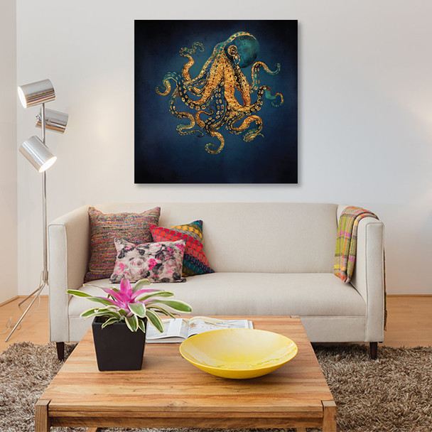 "iCanvas ""Underwater Dream IV"" by SpaceFrog Designs Canvas Print~SFD105-1PC3"
