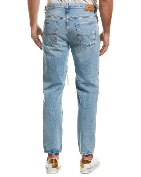 Diesel Mharky Light Blue Slim Skinny Leg~1010290025