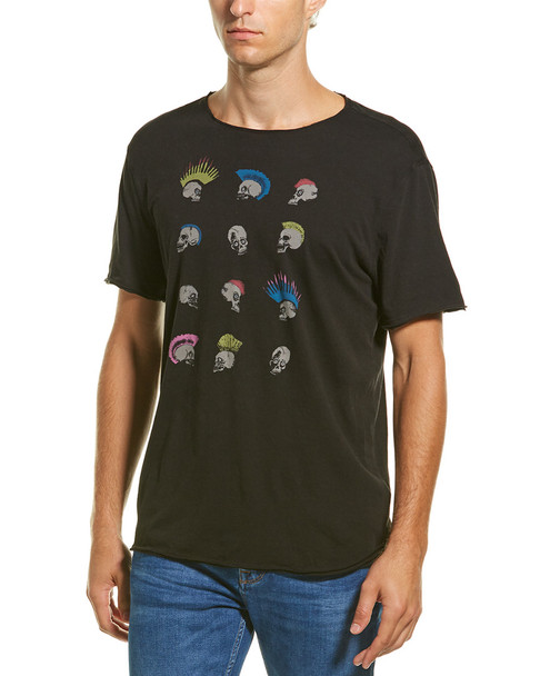John Varvatos Star U.S.A. Skullhawks T-Shirt~1010304664