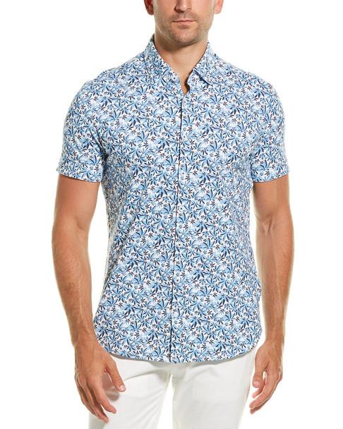 Stone Rose Button-Down Shirt~1010306229