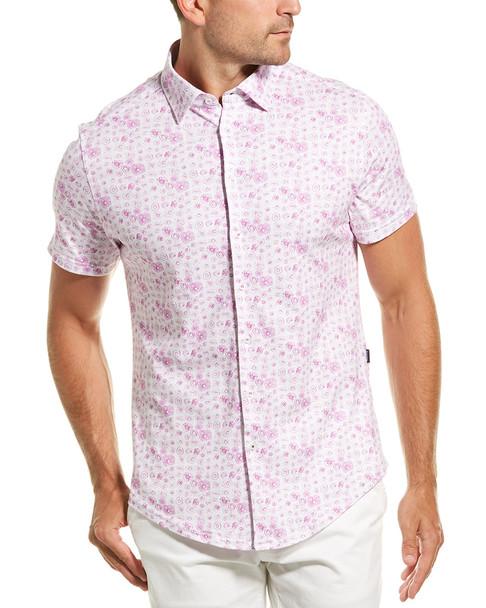 Stone Rose Button-Down Shirt~1010306232