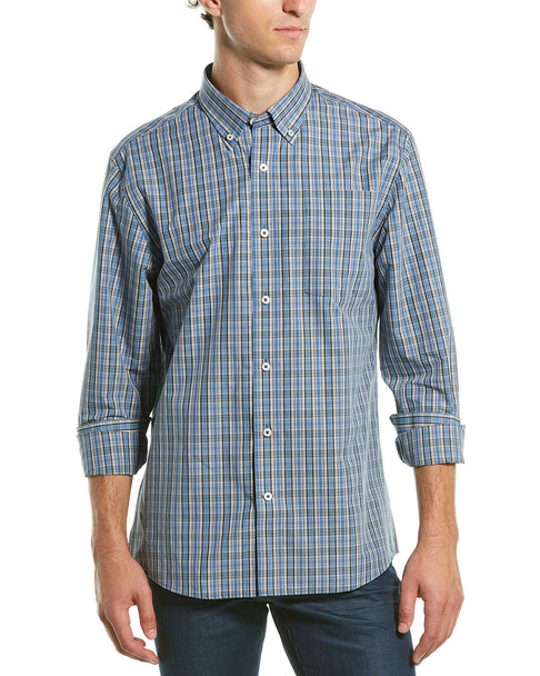 Southern Proper Henning Tailored Fit Woven Shirt~1010307126