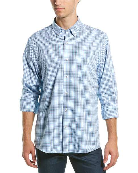 Southern Proper Henning Tailored Fit Woven Shirt~1010307128