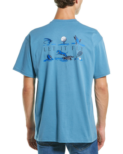 Southern Proper Let It Fly T-Shirt~1010307148