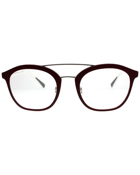 Prada Men's Square 50mm Optical Frames~11110384740000