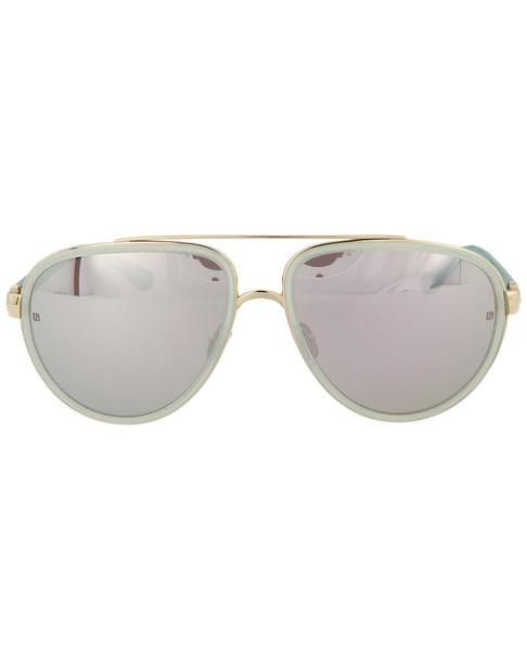 Linda Farrow Women's LFL165C24SUNE 61mm Sunglasses~11112323650000