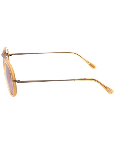 Tom Ford Unisex Aaron 53mm Sunglasses~11112395390000