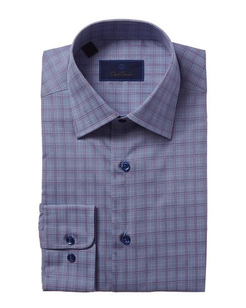 David Donahue Regular Fit Dress Shirt~1212282446