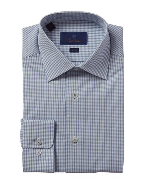 David Donahue Slim Fit Dress Shirt~1212282453