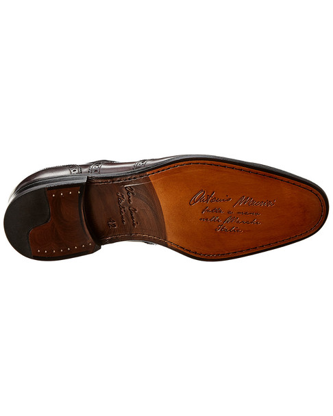 Antonio Maurizi Leather Wingtip Oxford~1312183898