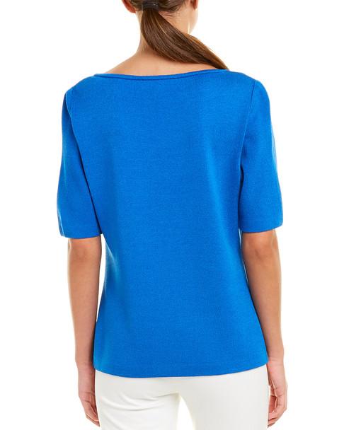 St. John Wool-Blend Sweater~1411030817