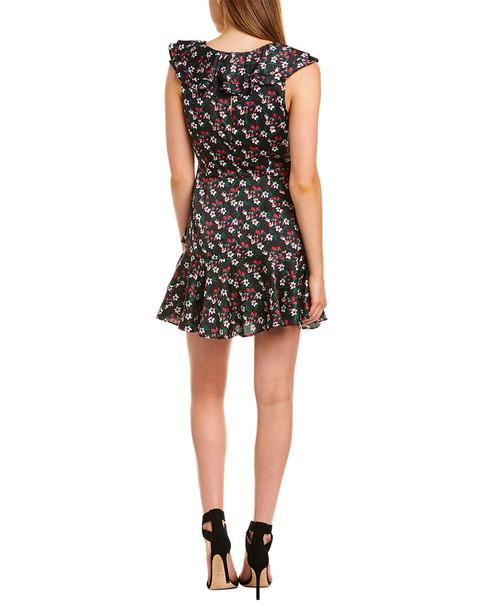 Talulah Ruffled A-Line Dress~1411035148