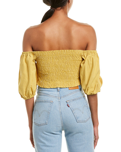 Le Lis Off-The-Shoulder Top~1411273564