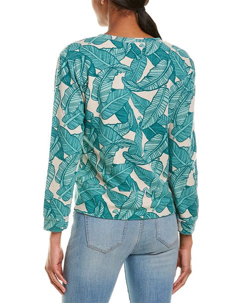 Monrow Banana Leaf Sweatshirt~1411287259