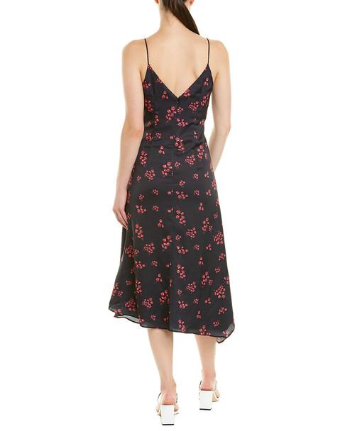 Keepsake Infinity Midi Dress~1411302313