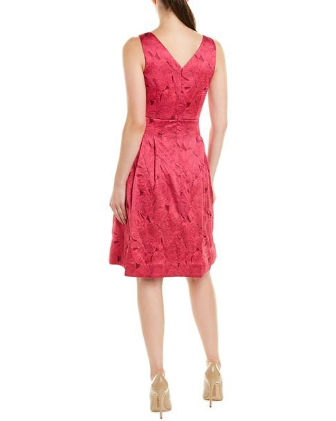 Elie Tahari A-Line Dress~1411494621