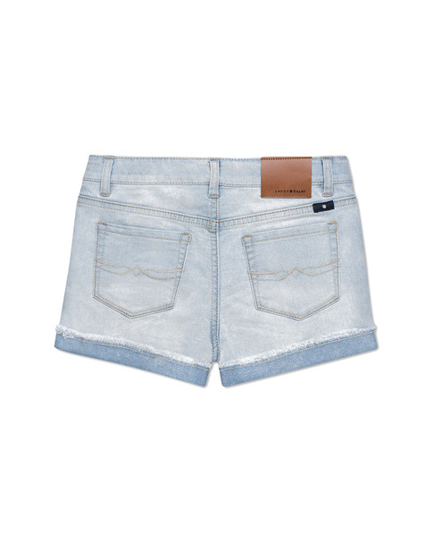 Lucky Brand Ronnie Cuffed Denim Short~1511272382