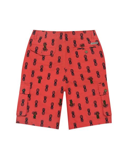Lucky Brand Pineapple Printed Cargo Short~1511272474