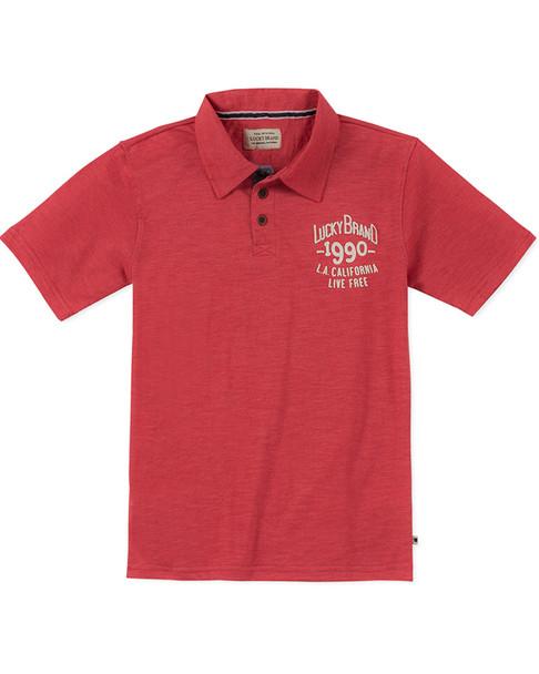 Lucky Brand Q Basic Polo~1511272478