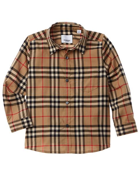 Burberry Vintage Check Woven Shirt~1511300370