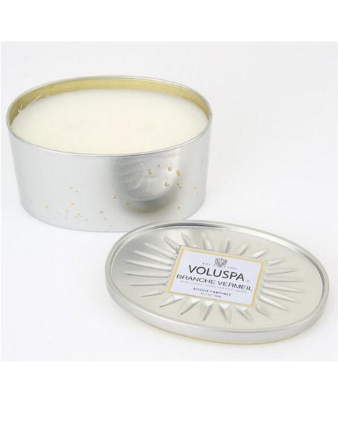 Voluspa Branche Vermeil 2-Wick Candle~30502909350000